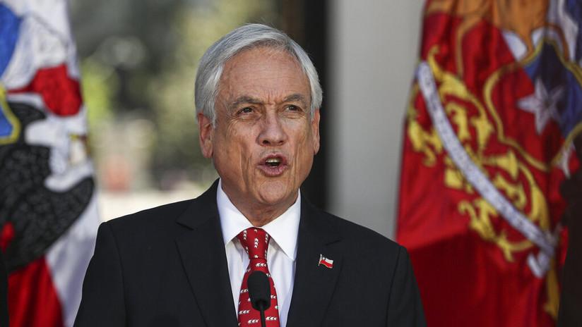 """Piñera afirma que la acusación parlamentaria en su contra """"no tiene ningún fundamento"""""""