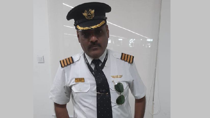 FOTO: Se viste como piloto de Lufthansa para obtener mejor asiento y evadir largas colas pero acaba arrestado a punto de embarcar en el vuelo