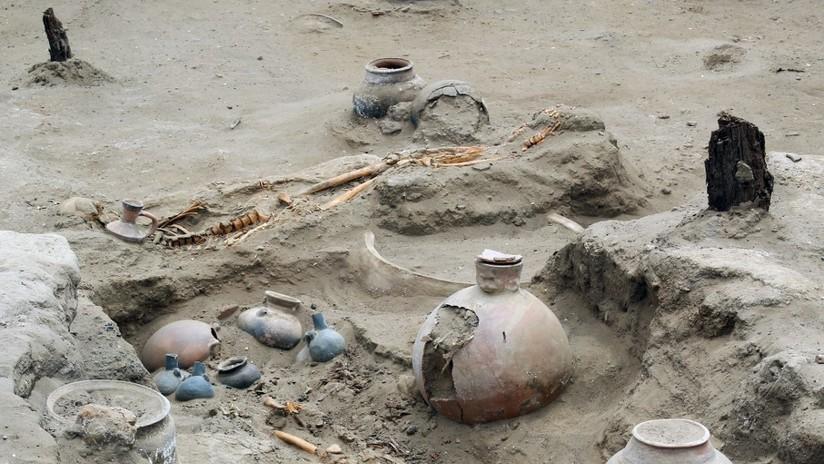 VIDEO: Un templo megalítico de 3.000 años de antigüedad y dedicado al culto del agua fue hallado en Perú