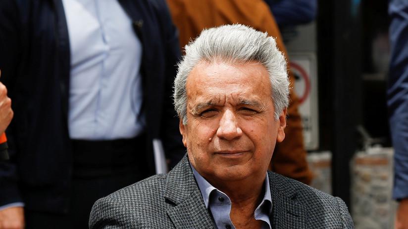 El nuevo proyecto de reforma tributaria de Lenín Moreno será enviado este jueves al Congreso de Ecuador