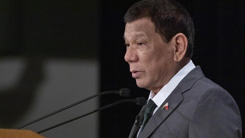 Duterte promete prohibir el uso y la importación de cigarrillos electrónicos y amenaza con arresto a los vapeadores