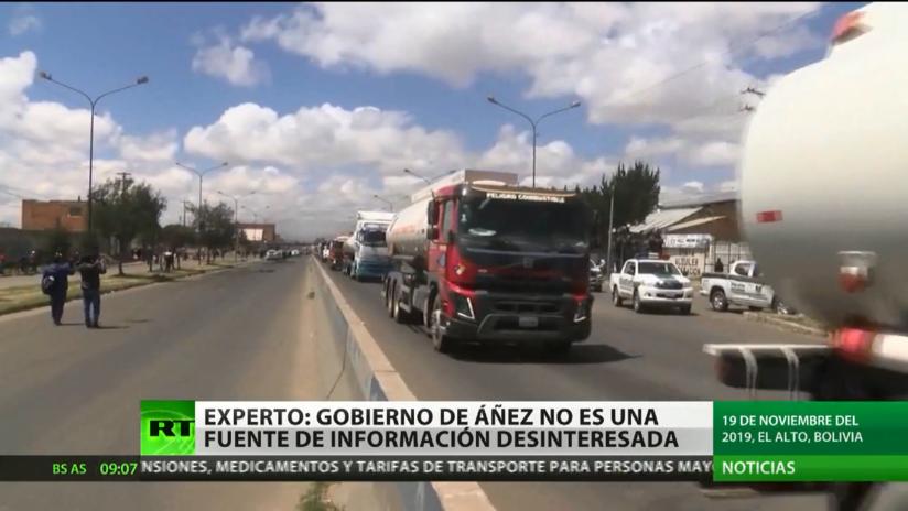 """Experto sobre los supuestos audios de Evo Morales: """"Gobierno de Áñez no es una fuente de información desinteresada"""""""