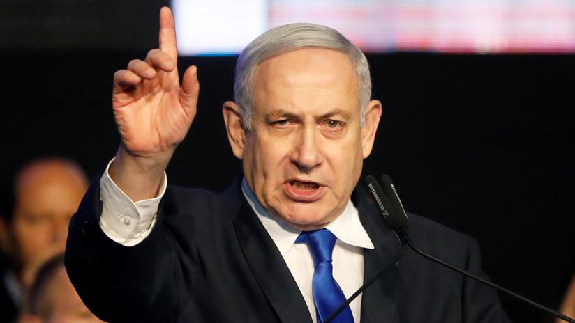 El fiscal general de Israel acusa a Netanyahu por cargos de corrupción