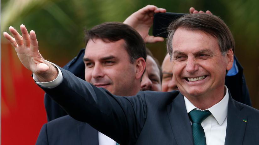 """Bolsonaro presenta su nuevo partido con la """"defensa de Dios y repudio al comunismo"""" como principales banderas"""