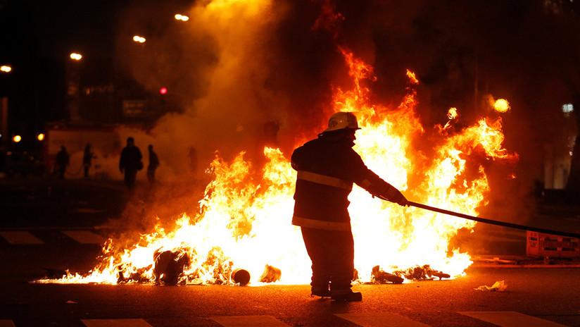 Mueren cinco trabajadores tras un incendio en una fábrica azucarera en Argentina