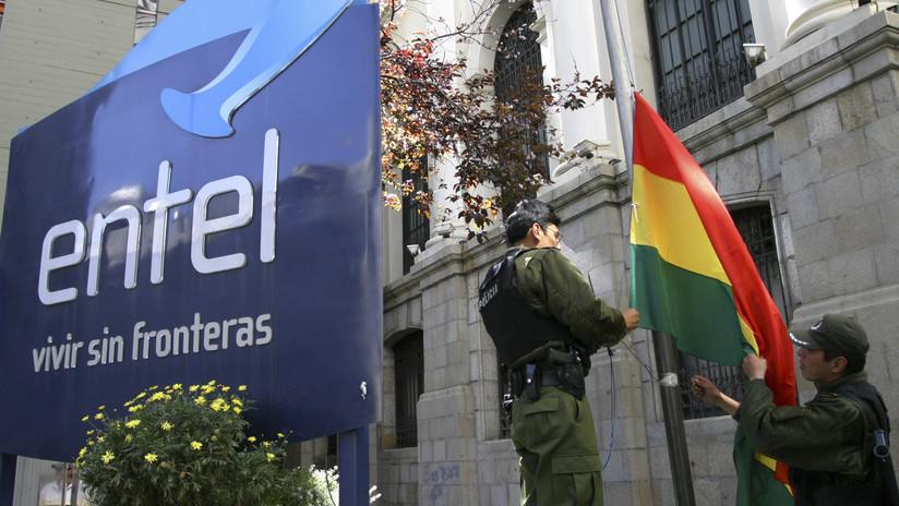 """""""La censura no acepta eufemismos"""": TeleSUR denuncia su salida del aire de una cablera en Bolivia"""