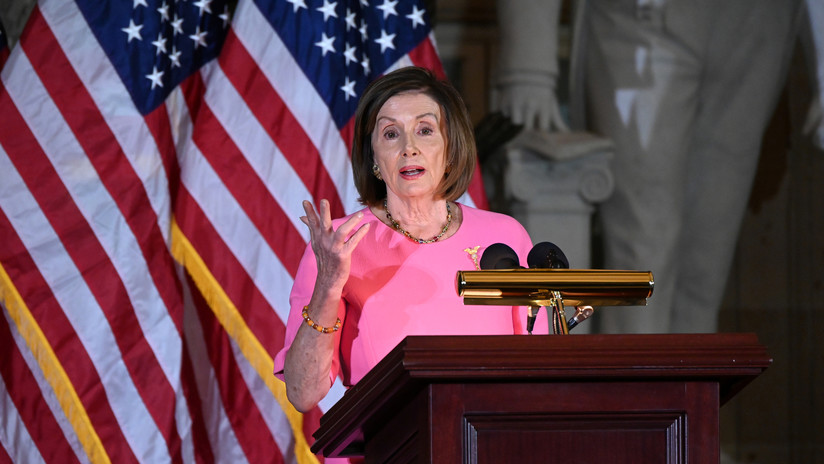 Nancy Pelosi pone en duda la ratificación del T-MEC este año