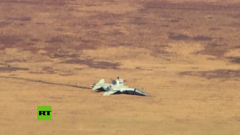 Dos pilotos mueren tras un accidente de dos aviones durante un vuelo de entrenamiento en EE.UU.