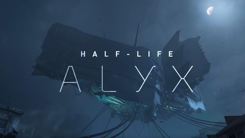 Presentan un espectacular tráiler del videojuego de realidad virtual Half-Life: Alyx tras más de una década de espera (VIDEO)