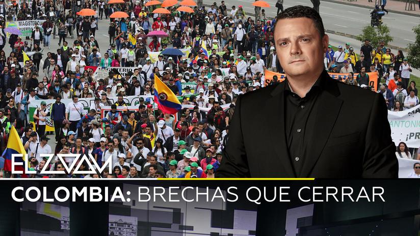 Colombia: brechas que cerrar