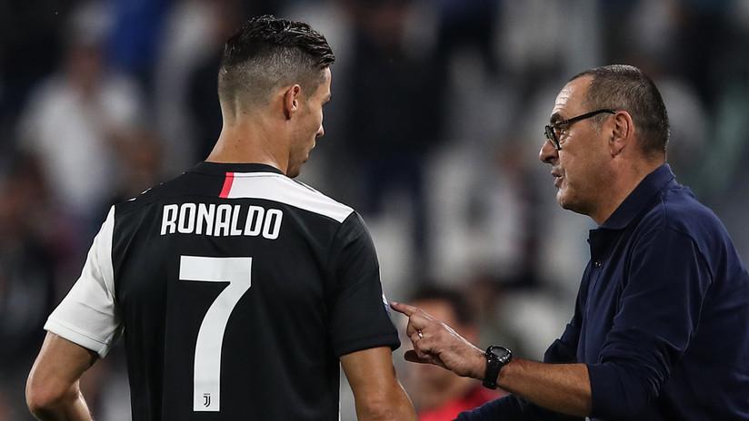 El entrenador de la Juventus comenta rumores sobre que Cristiano Ronaldo podría abandonar el club al final de la temporada
