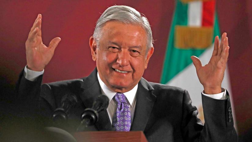 López Obrador llama a legisladores de EE.UU. a aprobar el T-MEC