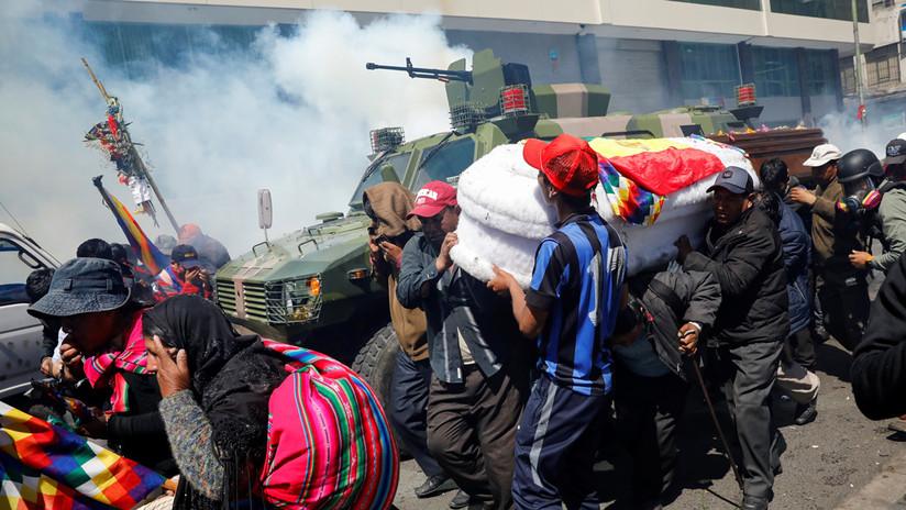 Indígenas masacrados en Bolivia, el inicio de una tiranía de corte militar y religiosa