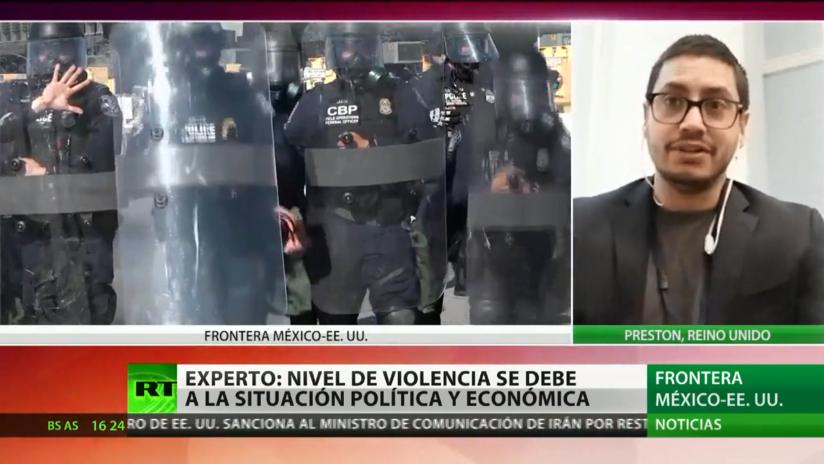 Experto asegura que el nivel de violencia en México ha crecido desde la firma del Tratado de Libre Comercio con EE.UU. y Canadá