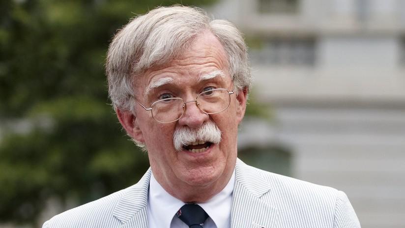 John Bolton reaparece en Twitter tras dos meses de 'silencio' y acusa a la Casa Blanca de bloquearle el acceso a su cuenta personal