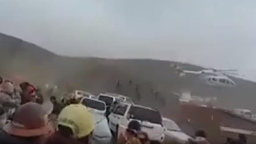 Fuerza Aérea de Bolivia niega que haya intentado atentar contra Evo Morales