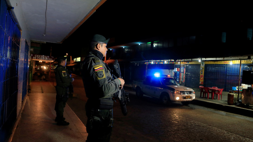 VIDEO: Ataque con un camión bomba contra estación de la Policía Nacional en Colombia deja al menos 3 muertos y varios heridos