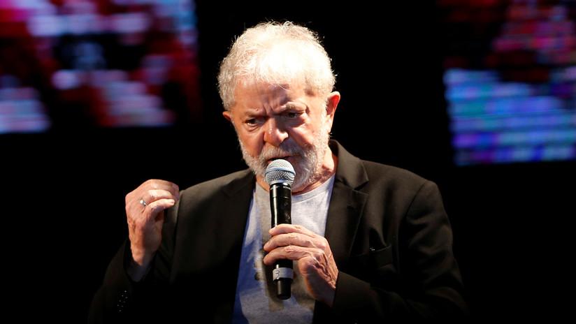 """Lula da Silva: """"Evo cometió un error al buscar un cuarto mandato, pero lo que hicieron con él fue un crimen, un golpe de Estado"""""""