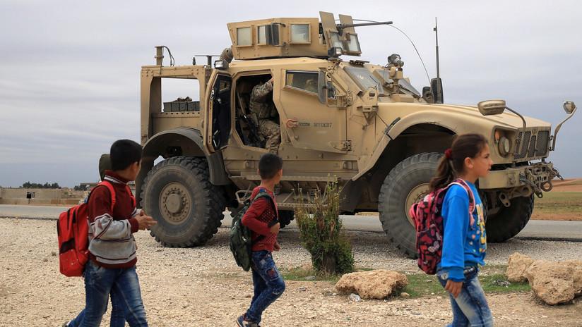 """Mando Central de EE.UU.: """"Cerca de 500 tropas permanecen en Siria para luchar contra el Estado Islámico"""""""