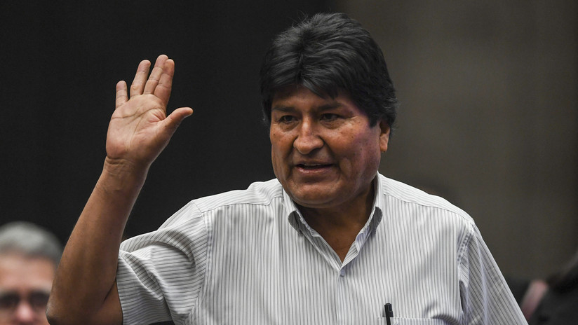 Los hijos de Evo Morales abandonan Bolivia rumbo a Argentina