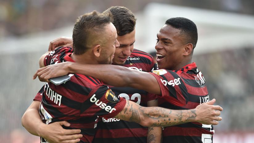 Los memes inundan las redes luego del triunfo del Flamengo ante el River en la final de la Copa Libertadores