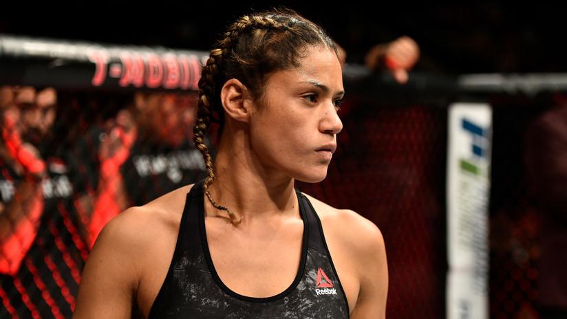 VIDEO: Una peleadora de MMA somete a su oponente hasta romperle el brazo