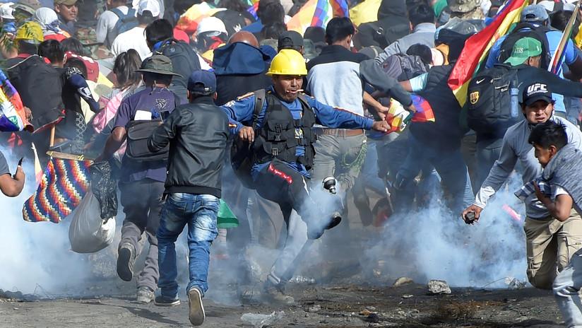 La CIDH y la ONU se trasladan a Cochabamba para investigar las muertes por la represión de las fuerzas de seguridad bolivianas en Sacaba