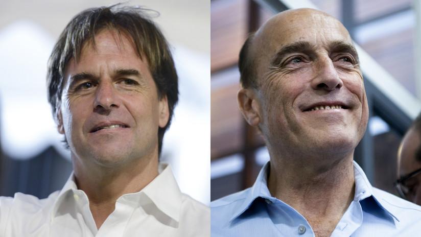 Presidenciales de Uruguay: el anuncio del resultado final se pospone por la diferencia muy ajustada entre Lacalle Pou y Martínez