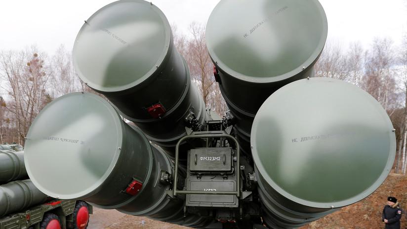 Bloomberg: Turquía comienza a probar los radares de los sistemas antimisiles rusos S-400
