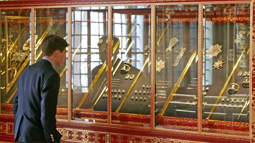 El mayor robo de arte desde la Segunda Guerra Mundial: Saquean la Bóveda Verde de Alemania por 1.000 millones de euros