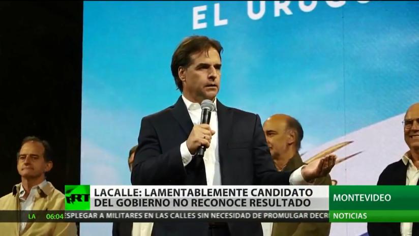 La Corte Electoral de Uruguay aplaza el resultado de las presidenciales