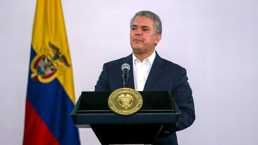 """""""Esa Colombia con 'P' mayúscula es la que necesitamos"""": el desliz de Duque que no perdonaron las redes (VIDEO)"""