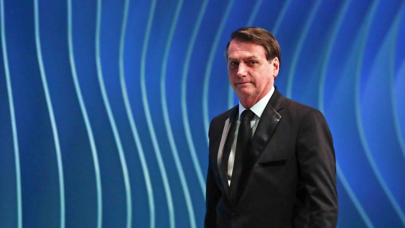 Bolsonaro promueve una ley para desalojar a los invasores de tierras en Brasil