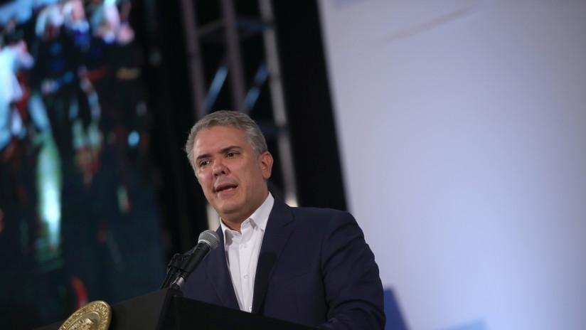 Duque convoca al Comité de Paro Nacional a una reunión conciliadora tras otro lunes de protestas en Colombia