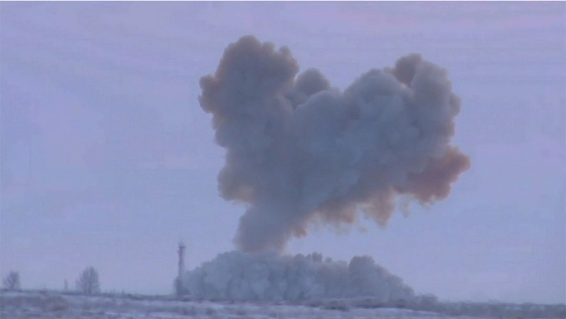 Rusia muestra el misil hipersónico Avangard a los inspectores de EE.UU.