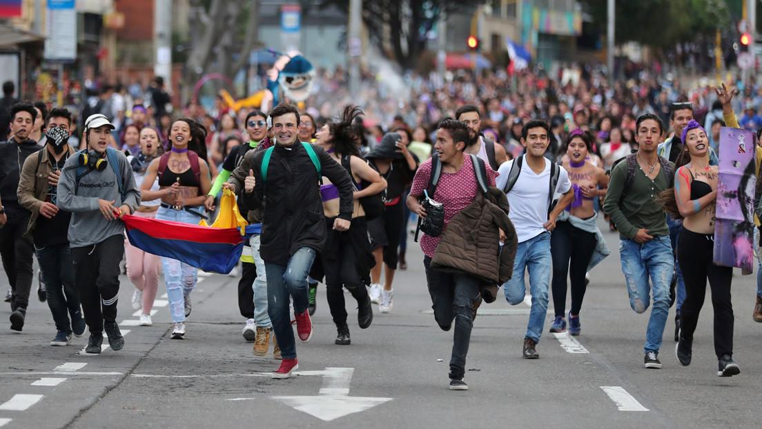 Colombia vive una nueva jornada de paro nacional ante la falta de acuerdo con el Gobierno de Duque