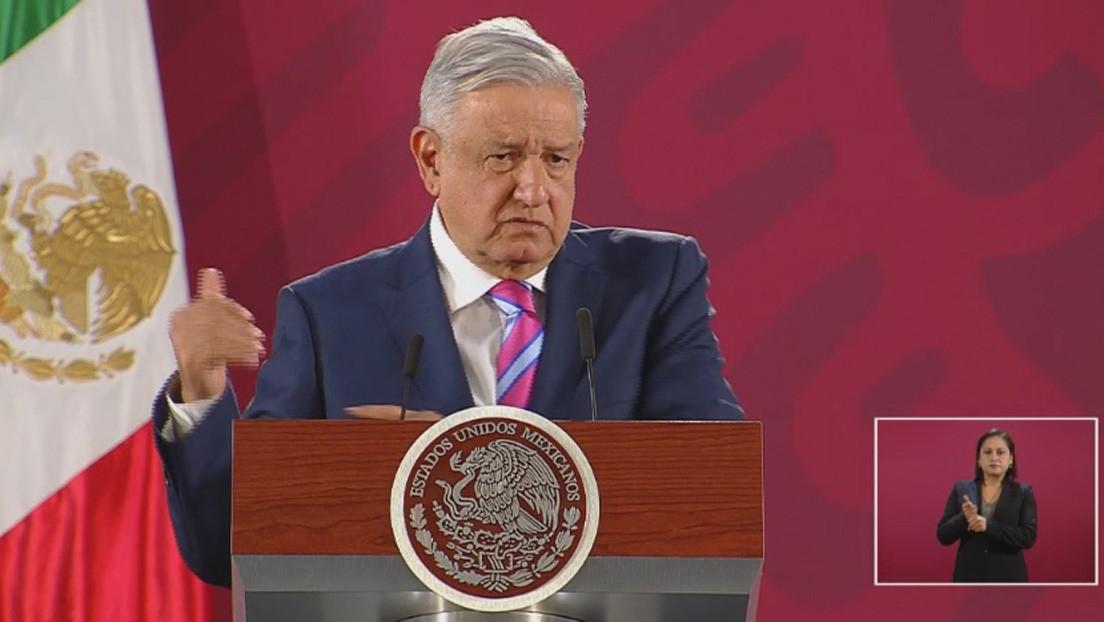 "López Obrador responde a Trump sobre designar a narcos como terroristas: ""Cooperación sí, intervencionismo no"""