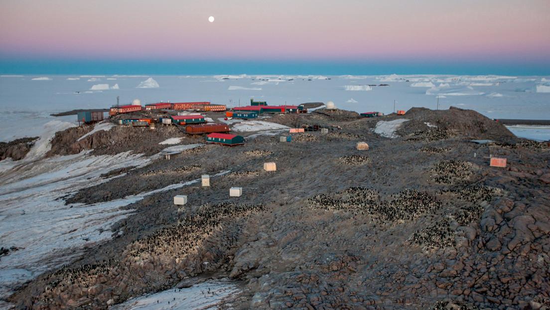 Australia ayudará a los científicos franceses atrapados en la Antártida por la avería del barco galo que debía evacuarlos