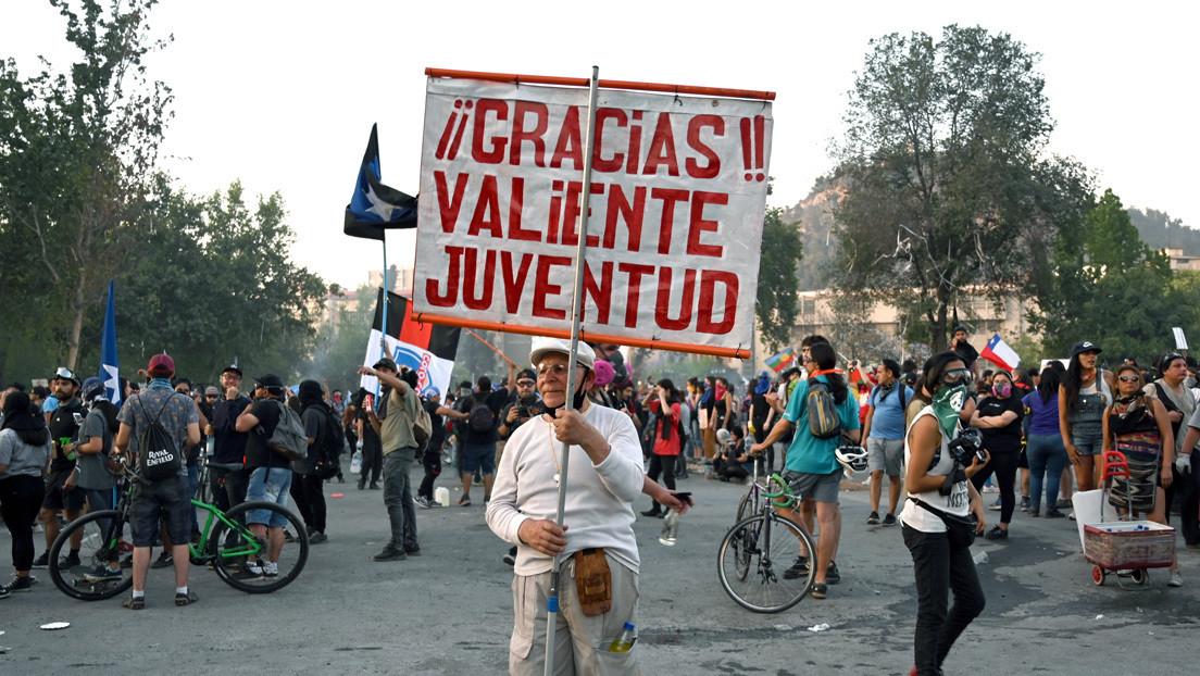 Gobierno de Chile envía al Congreso el proyecto para adelantar a diciembre el reajuste de las pensiones