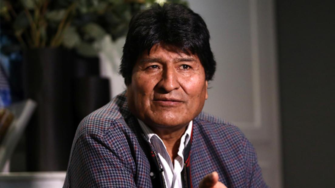 """Evo Morales: """"Almagro y la OEA se mancharon con la sangre del pueblo boliviano"""""""