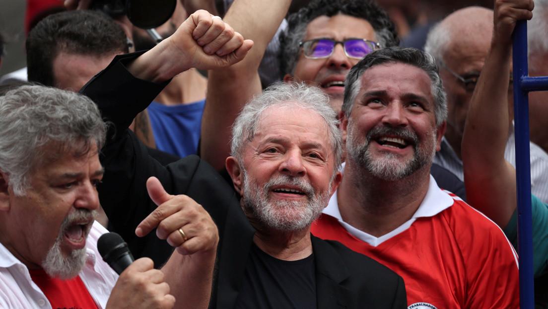 Tribunal brasileño aumenta a 17 años la pena de prisión contra Lula da Silva en el caso Atibaia