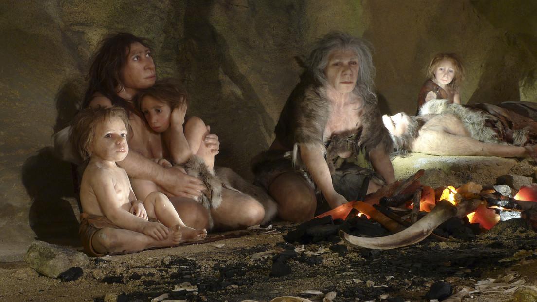 Científicos esbozan nuevas razones para la extinción de los neandertales