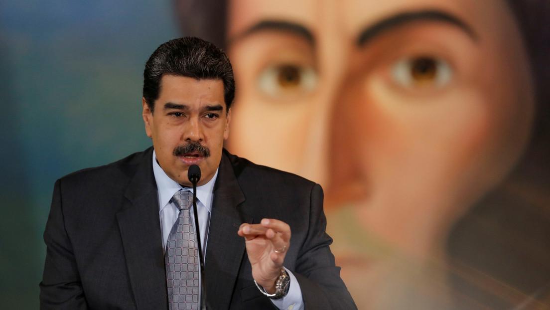Maduro denuncia 47 complots contra la aviación militar venezolana financiados desde Colombia