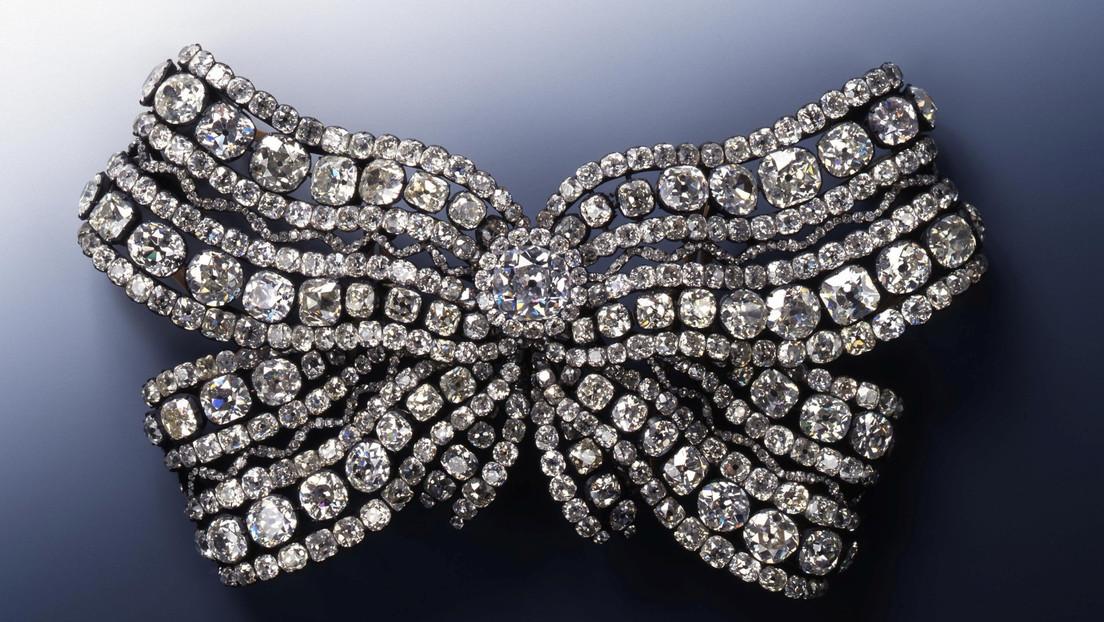 Un diamante de 49 quilates es parte de las joyas robadas del museo alemán