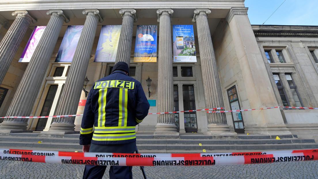 Las joyas robadas en Alemania por valor de 1.100 millones de dólares no estaban aseguradas
