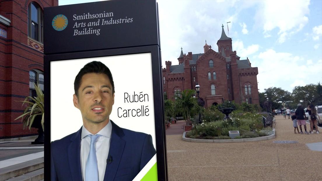 Noticias que superan muros: Rubén Carcellé