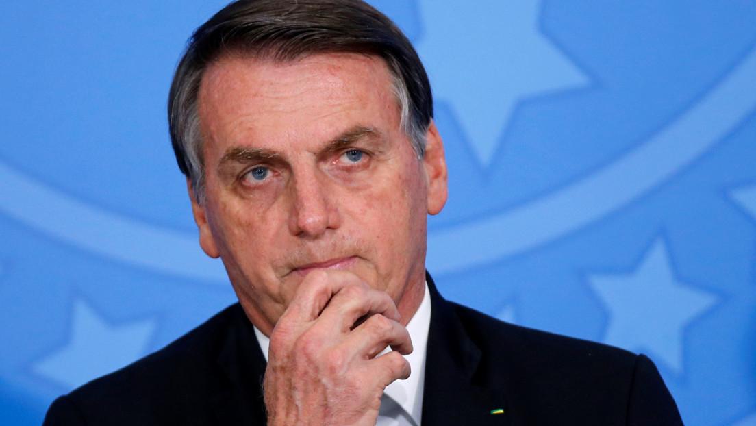"""Grupos de derechos humanos denuncian a Bolsonaro por """"incitación al genocidio"""" ante el Tribunal Penal Internacional"""