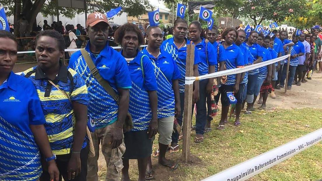 ¿Nación a la vista?: Bougainville celebra un histórico referéndum de independencia