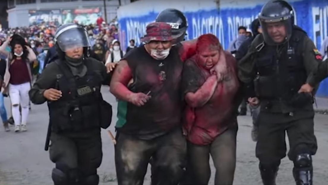 """""""Me habrán cortado el pelo y golpeado, pero mis ideas siguen intactas"""": alcaldesa agredida brutalmente en Bolivia retoma su cargo"""