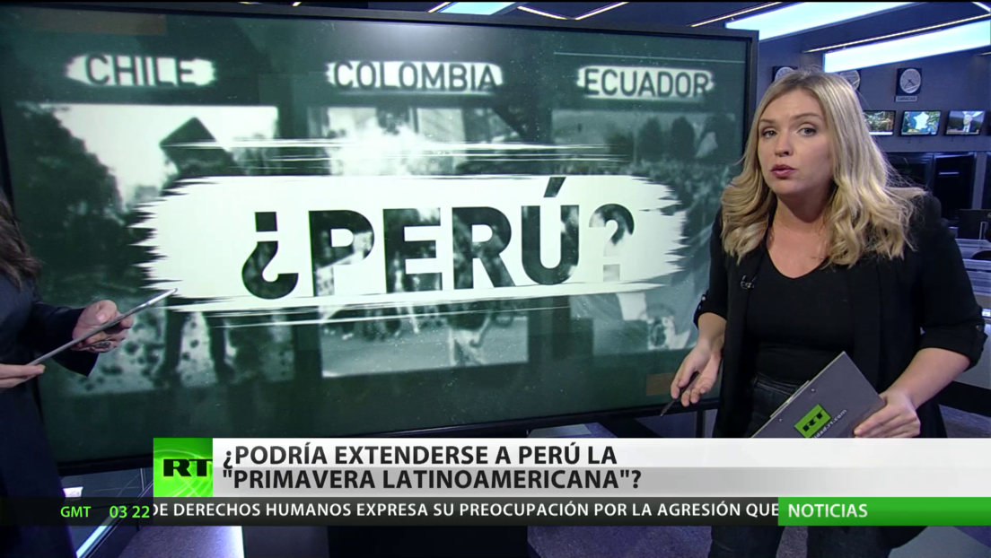 'La primavera latinoamericana': ¿Podría extenderse a Perú?